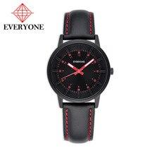 New  Fashion Watch Women Top Brand Luxury Quartz Watches Women Dress Relogio Feminino Waterproof Ladies Black  Wristwatch Clock
