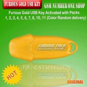 Image 1 - זהב עצבני USB מפתח הופעל עם חבילות 1, 2, 3, 4, 5, 6, 7, 8, 11