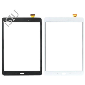 9.7'' LCD Display Touch Screen For Samsung Galaxy Tab A 9.7 T550 T555 SM-T550 SM-T555 Tablet Touchscreen Panel Front Glass Parts(China)