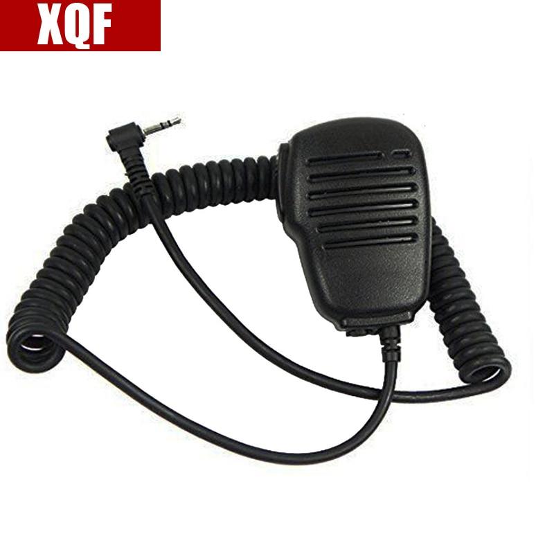 XQF Speaker Microphone For Motorola Radios FR50 FR60 FV200 FV500 T6200 T6250 T6550