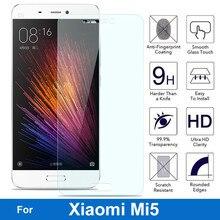 Cho Xiaomi MI5 5 Tempered Glass Bảo Vệ Màn Hình 9 H 2.5 An Toàn Màng bảo vệ Trên Xiaomi5 Libra M5 Mi M Năm pelicula de vidro