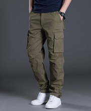 2017 Brand New Tactical Männer Hosen Hosen männer Cargohose Beiläufige Hose Multi Pocket Military Männer Freien Baumwolle hosen