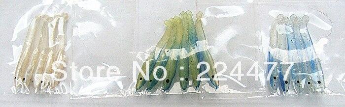35 cm nenhum gancho new soft iscas 01