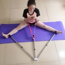 3 Bar Practical Leg Extension Machine Flexibility Training Split Legs Ligament Stretcher for Dance Taekwondo Yoga Sanda Ballet