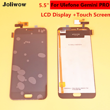 FOR Ulefone T1 LCD Display and Touch Screen +Tools  Digitizer Assembly Replacement Accessories For Phone 5.5