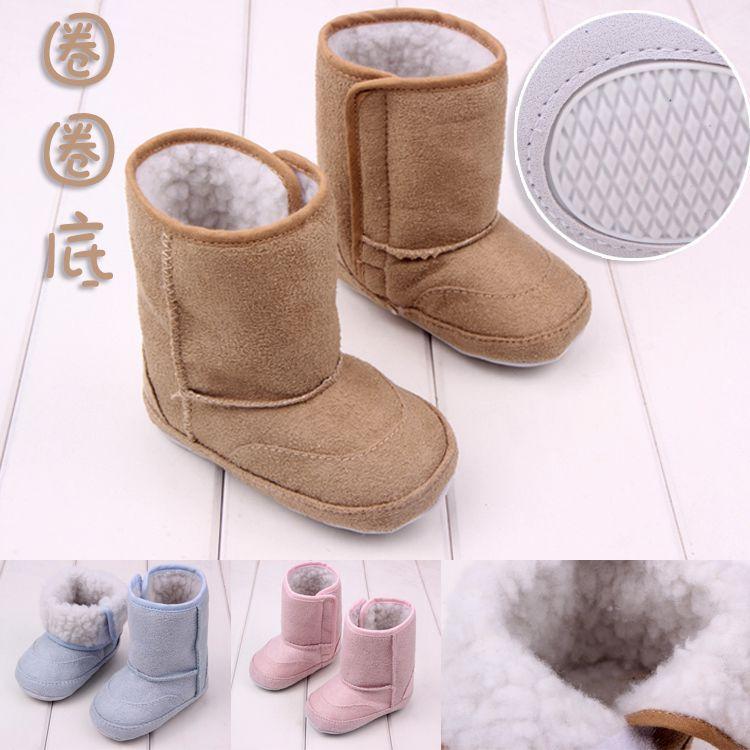 2015 neue Mode Super Warm Winter Baby Ankle Schneeschuhe - Babyschuhe - Foto 2