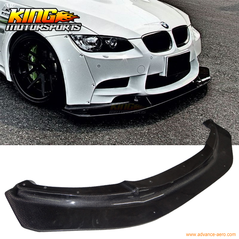Fit For 08 13 BMW E90 E92 E93 M3 Only 2 4Dr LB Style Front Bumper