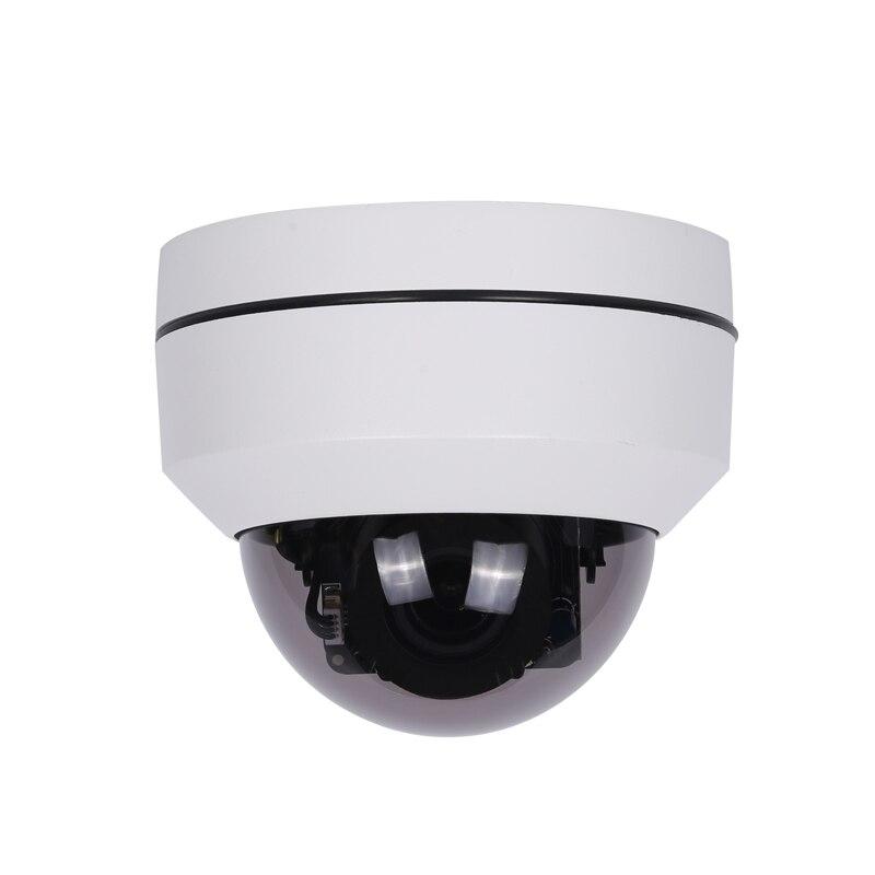 New 2MP 4x zoom 2.8-12mm Motorized Zoom IR night vision 4 IN 1 CCTV PTZ Camera 1080P AHD TVI CVI CVBS Mini IR PTZ Dome Camera cctv 1080p 2 0mp ir ptz dome high speed camera 360 rotation ahd cvi tvi cvbs 18x zoom 5 35 96 3mm lens ir view range 150m wdr