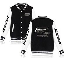 Qaedtls Kpop ATEEZ Denim Jacket Wooyoung San Mingi MinGi Button Down Jean Hoodie Coat