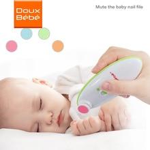 Baby elektrische nagel trimmer voor pasgeboren kinderen volwassen nagelvijl baby's zorg schaar nagelknipper kinderen Naisl Cutter Set