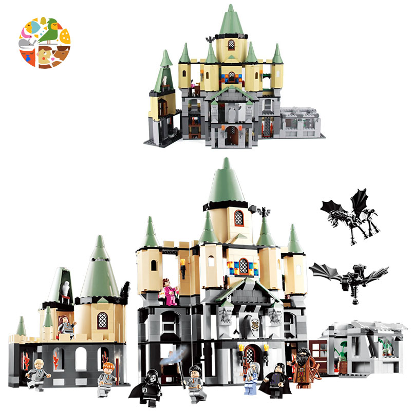 LEPIN 16029 1033pcs Harri Potter Creator HOGWARTS CASTLE Building Blocks Model Bricks Toys For Children Compatible With 5378 fongimic comfortable women slippers women casual indoor plush shoes autumn winter warm fashion slippers hot sale flat slippers