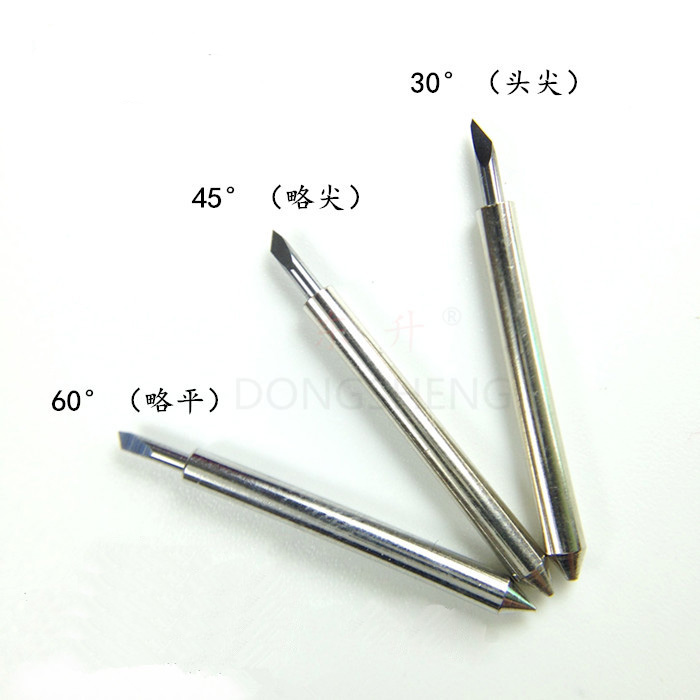 Cemented Carbide Blade Cutting Plotter Cutter Blade For Roland Plotter 5 Pcs/lot Universal Blades Vinyl Cutter Knife