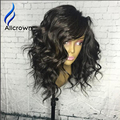 Curly Wig Glueless Full Lace Human Hair Wigs Brazilian Curly Human Hair Lace Front Wigs Black Women Curly U Part Wig Virgin Hair