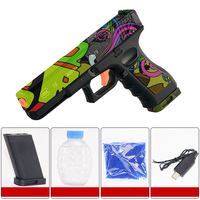Electric SKD G18 Gel Ball Blaster Water Bullets Mag fed Toy gun