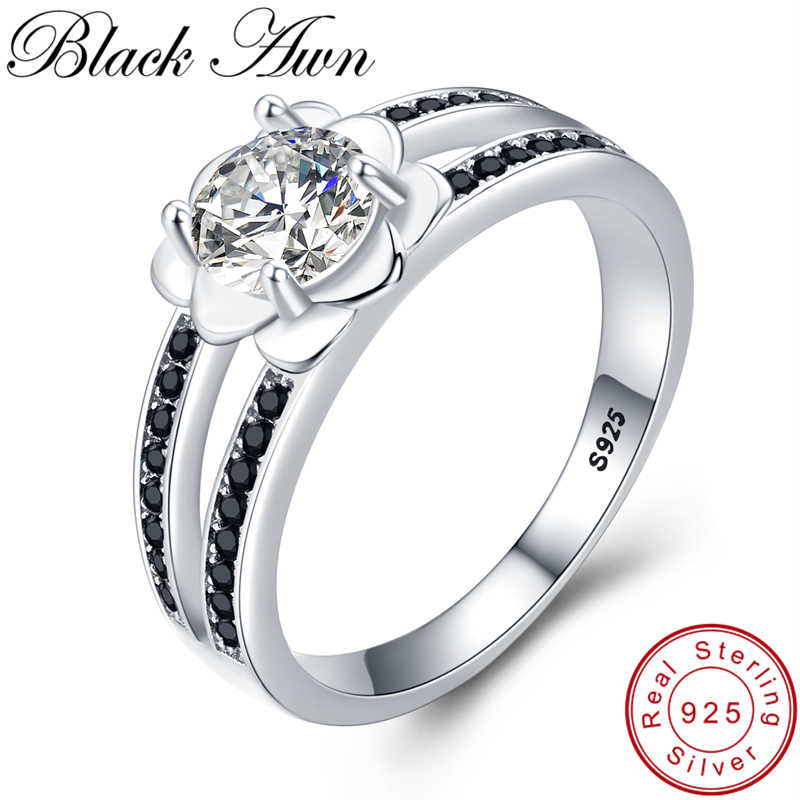 e2318d5e5717d Detail Feedback Questions about [BLACK AWN] 925 Sterling Silver ...