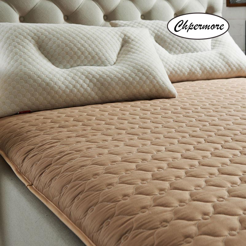 Image 5 - Chpermore 100% Cotton Keep warm Mattress 10 cm Thicken Foldable Tatami Single double student Mattresses Mat King Queen SizeMattresses   - AliExpress