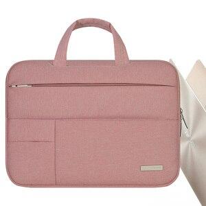 Image 4 - 11 11.6 13 13.3 Inç Taşınabilir çanta Erkekler Laptop Çantası/Kol Apple Mac Macbook Hava Pro Notebook çanta 14 15.6 Inç