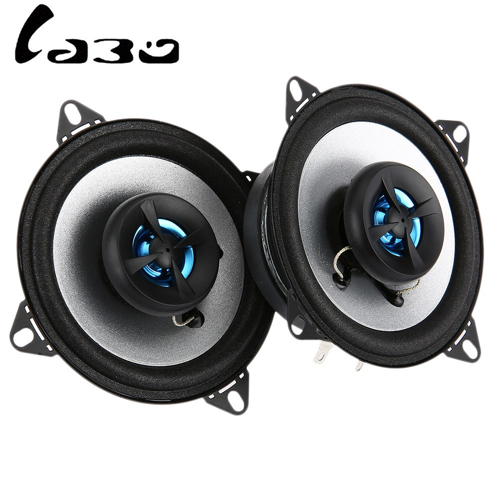 Paired LABO LB-PS1402T 4 Inch Som Automotivo Coaxial Car Speaker High Sensitivity Loud Sound Music Speakers Auto Sound Systems