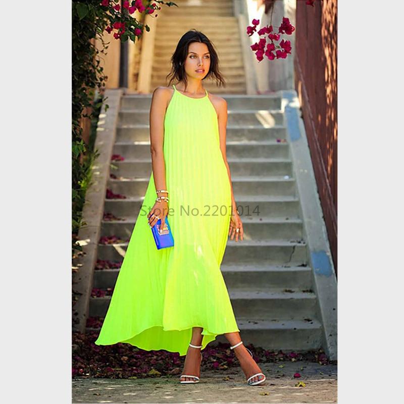 Nouveau Femmes Longue Robe D'été 2017 Robe Femme Robe De Festa Partie Robes Femmes Vêtements de Plage Robe D'été Robe D'été Plus taille