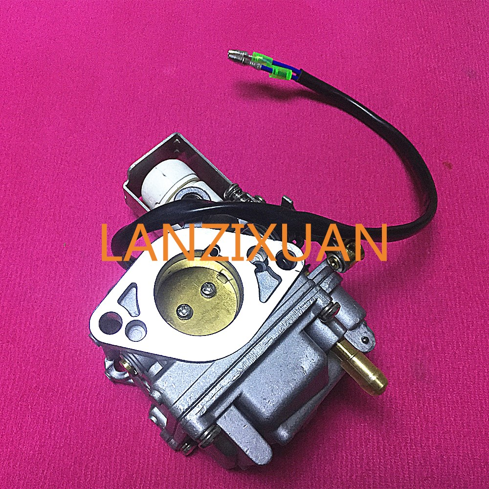 Outboard Engine Carburetor Assy 6AH-14301-00 6AH-14301-01 for Yamaha 4-stroke F20 Boat Motor Free Shipping