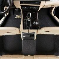 Автомобильный Коврик ковров Земле Коврики для BMW 7 серии E65 E66 F01 F02 X1 E84 X3 E83 F25 X4 f26 X5 E70 F15 X5M X6 E71 E72 F16 Z4