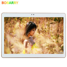 BOBARRY 10.1 Inch Android tablet pcs Octa Core Ram 4GB Rom 64GB Android 5.1 Phone Call Tablet PC Support WCDMA / WiFi / GPS