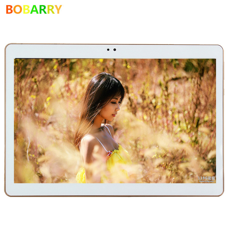 BOBARRY 10 1 Inch Android tablet pcs Octa Core Ram 4GB Rom 64GB Android 5 1