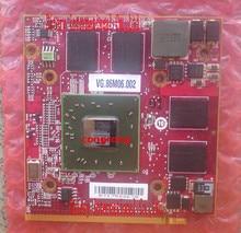 エイサー熱望する 5710 グラム 5920 グラム 6530 グラム 6920 グラムのpcのati mobility radeonのhd 3650 HD3650 HD3470 DDR3 256 メガバイトmxm iiグラフィックスビデオカードpc acer aspirepc acerpc notebook