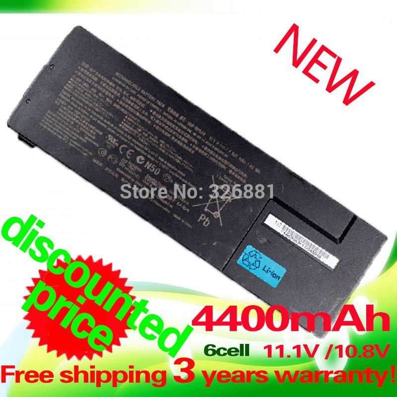 цена на Golooloo 4400mAH laptop Battery For Sony VGP-BPS24 VGP-BPL24 BPL24 BPS24 For VAIO SA/SB/SC/SD/SE VPCSA/VPCSB/VPCSC/VPCSD/VPCSE