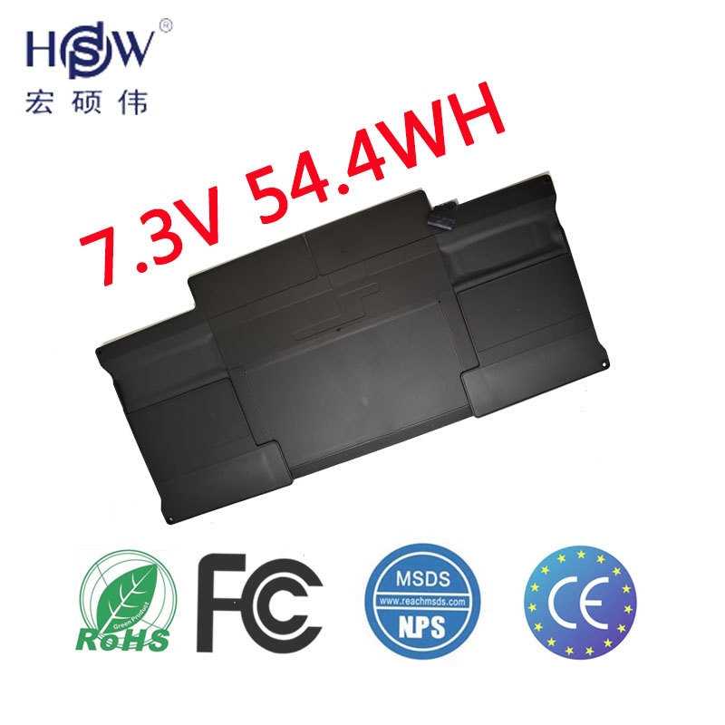 HSW laptop battery for APPLE FOR Macbook Air 13 Series 2010 Version A1369(2010 Version) A1377 020-6955-B bateria akku hsw laptop battery for apple a1382 020 7134 01 661 5844 mc723ll a