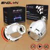 Upgrade 2 5 H1 7 1 Version HID Bi Xenon Projector Lens Headlight LHD RHD Retrofit