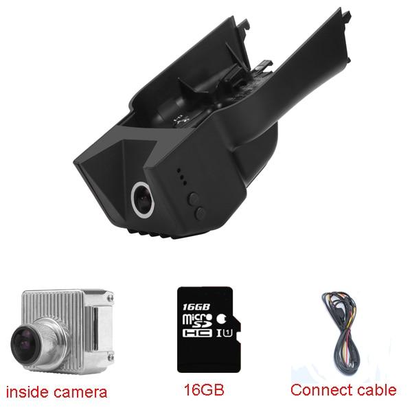Auto DVR video snimač Dash Cam crna kutija prikladna za Mercedes - Automobilska Elektronika