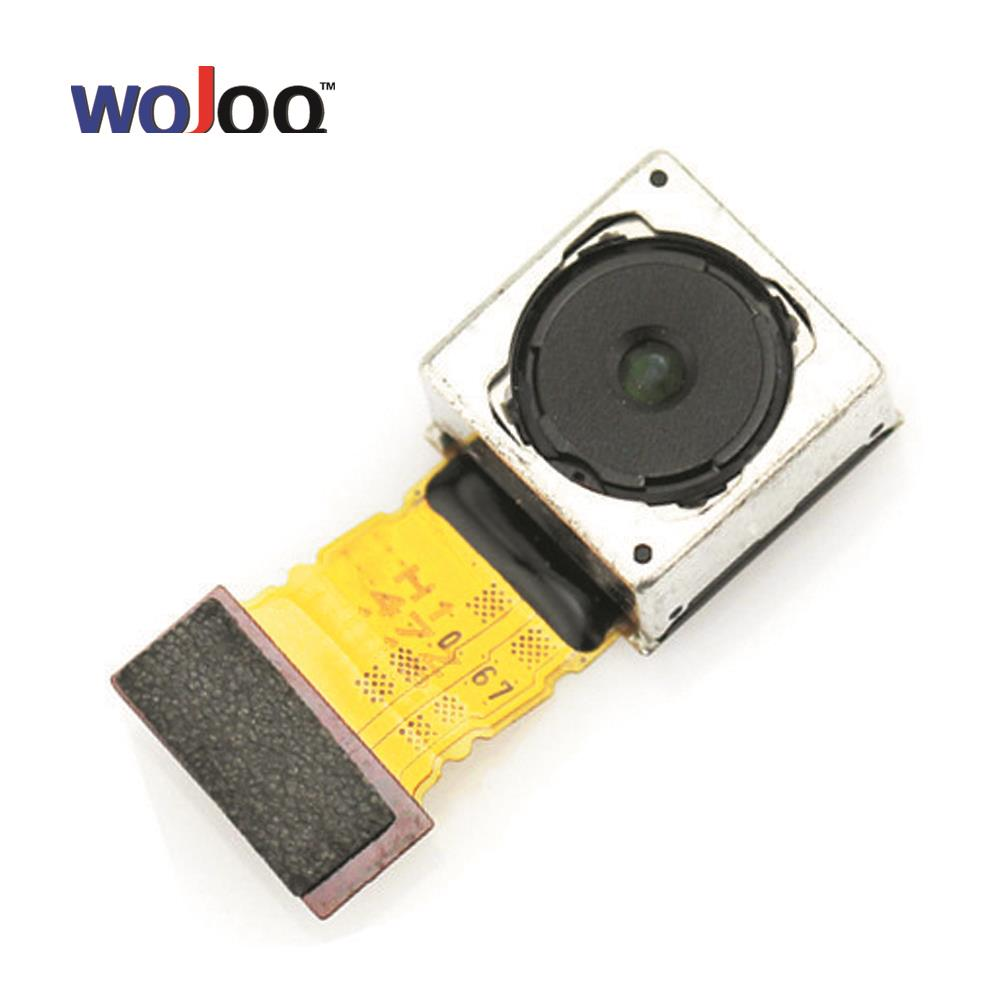 WOJOQ Original Rear Main Camera For Sony Z3 Compact Mini M55W Big Camera Flex Cable Back