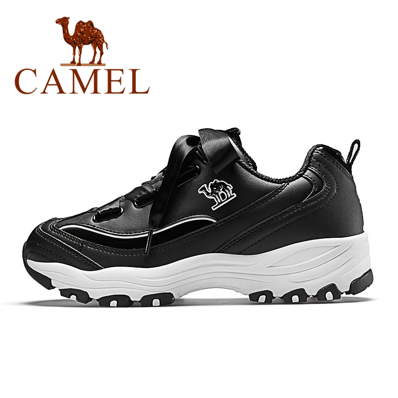 CHAMEAU Nouveau Femmes Chaussures Haute Plate-Forme Sneakers Femmes Tenis Casual Mode Ulzzang Vintage Chaussures Pour Dames Shake Bas Femelle