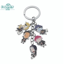 Metal Alloy Keychain (4 styles)