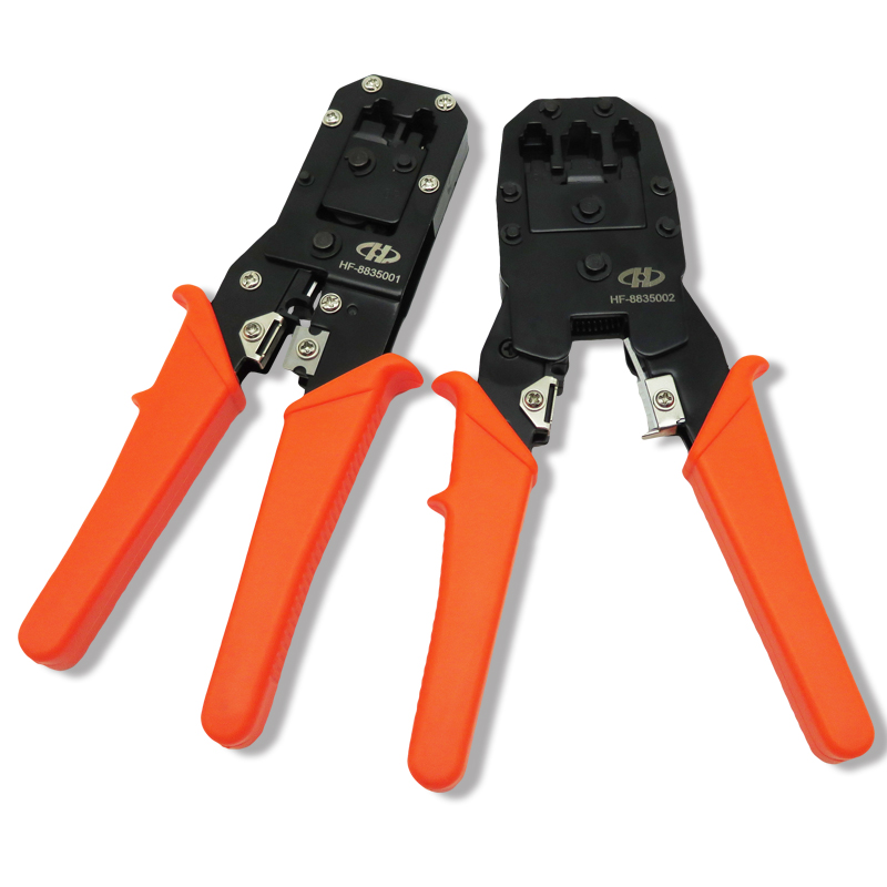 Network Tool Test Crimping Pliers  crimper Cable Stripper pressing line clamp pliers for network wiring connector