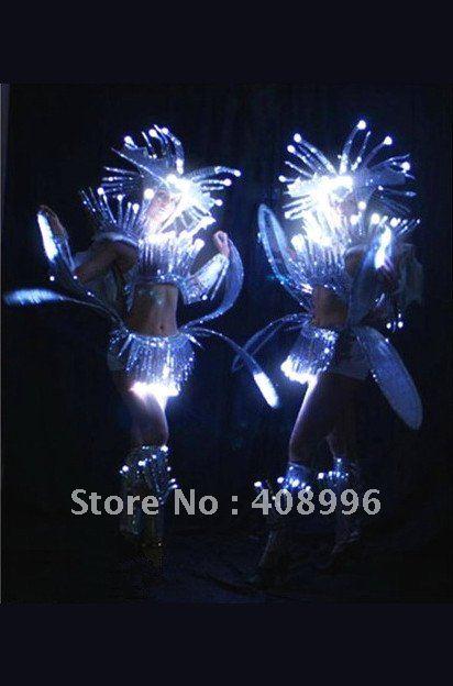 Светодиодный светящееся платье для выступлений/карнавальное платье/светящиеся костюмы/сказочный костюм