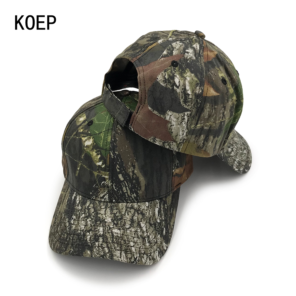 KOEP 2017 New Arrival Camo Caps Baseball Casquette Camouflage Hats Casquette Polo Men Desert Hat Hunting Fishing Outdoor Cap [flb] mens army unisex camouflage cap camouflage hats baseball casquette for men hunting cap women blank desert hat