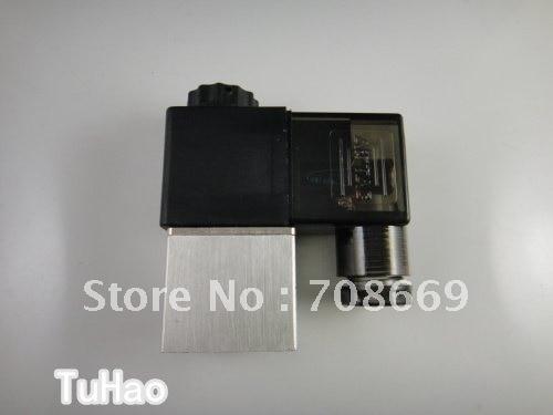 2V025-08 DC 24V PT1/4 Solenoid Valve 2 Position 2 Way IP65