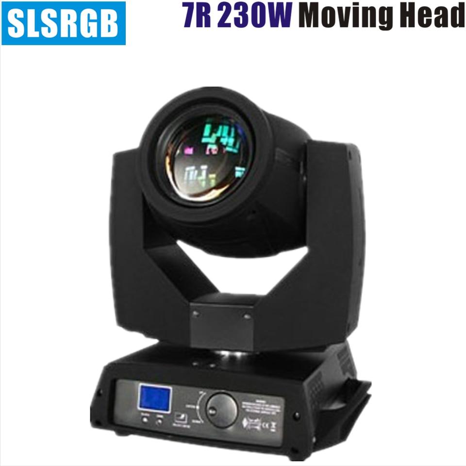 Super Pro цена R7 230 Sky 230 Вт Шарпи 7R головка перемещения луча Light 230 Вт 7R 16 ch 16 призму луч свет перемещение головы луч 7 230 р