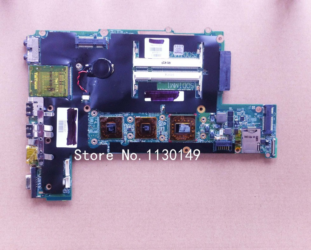 ФОТО Free shipping ! Laptop Motherboard for HP DM3 581175-001,L335 CPU tested 100% working