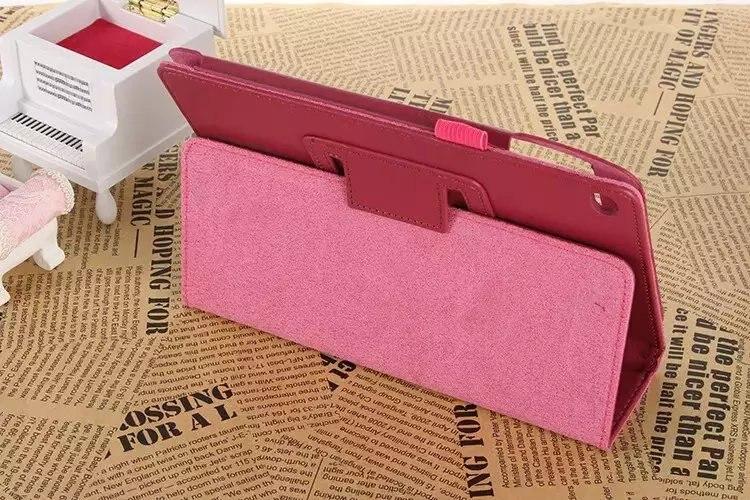 Para Ipad Mini 4 Funda Total Protección Red Flip Stand Funda de piel - Accesorios para tablets - foto 5