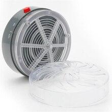 Moustik'Oust, le disque à énergie solaire anti-moustiques et anti-insectes