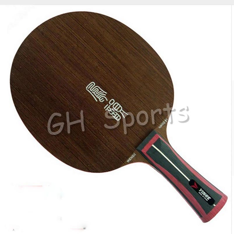 Milky Way / Galaxy YINHE NANO WENGE NW-52 (NW52, NW 52) table tennis  blade pingpong blade original yinhe milky way galaxy nr 50 rosewood nano 50 table tennis pingpong blade