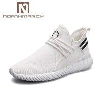 NORTHMARCH Men Casual Shoes Summer Shoes Men Breathable Mens Flats Shoes Zapatillas Hombre Fashion Mens Trainers Human Race