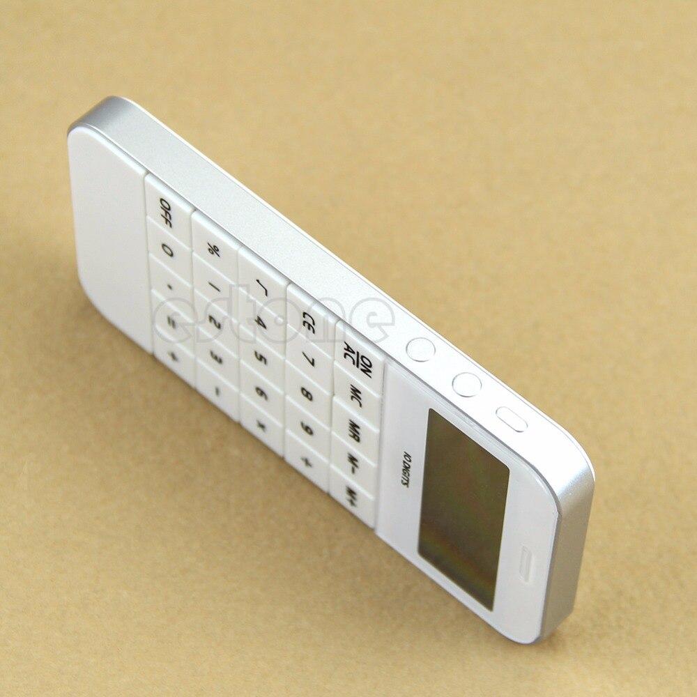 New Pocket Electronic Calculator Electronic Calculator 10 Digits Display Pocket Electronic Calculating Calculator hot