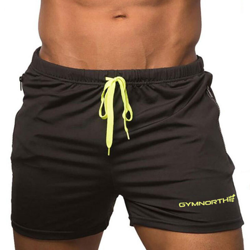 2019 New Summer Fashion Casual Men Brand Shorts Gyms Fitness Bodybuilding Jogging Breathable Quick-drying Mesh Shorts Sportswear