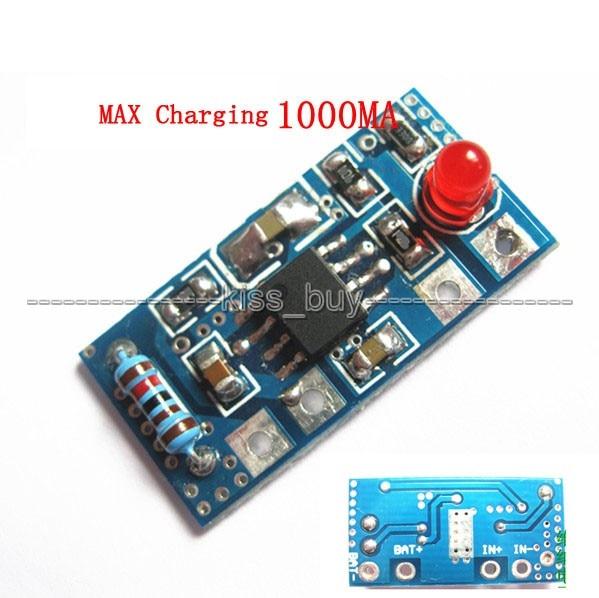 1.2V Ni-Cd Ni-MH NiCd Rechargeable Batteries Charging Board Charger Module DIY