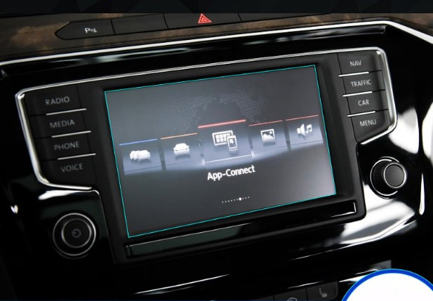 for 2016 2017 vw passat b8 car styling gps navigation