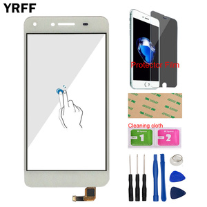 Image 3 - 5 Touch Screen For Huawei Y5 II 2 Y5II CUN L01 LYO L21 Touch Screen Glass Digitizer Panel Sensor Protector Film